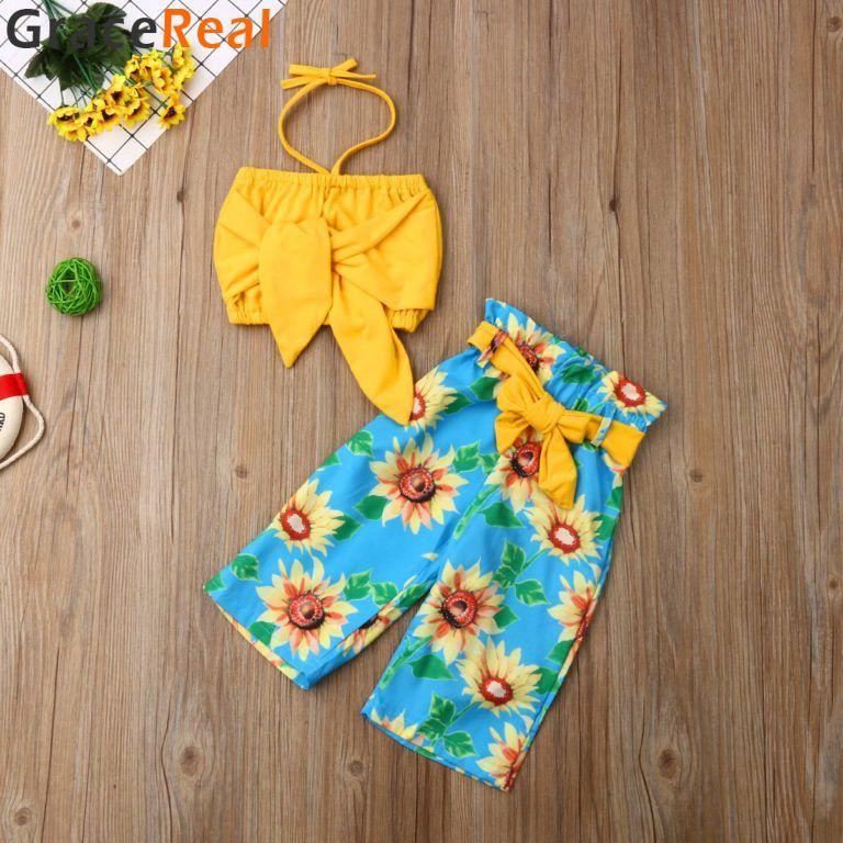 amazon sunflower dress toddler