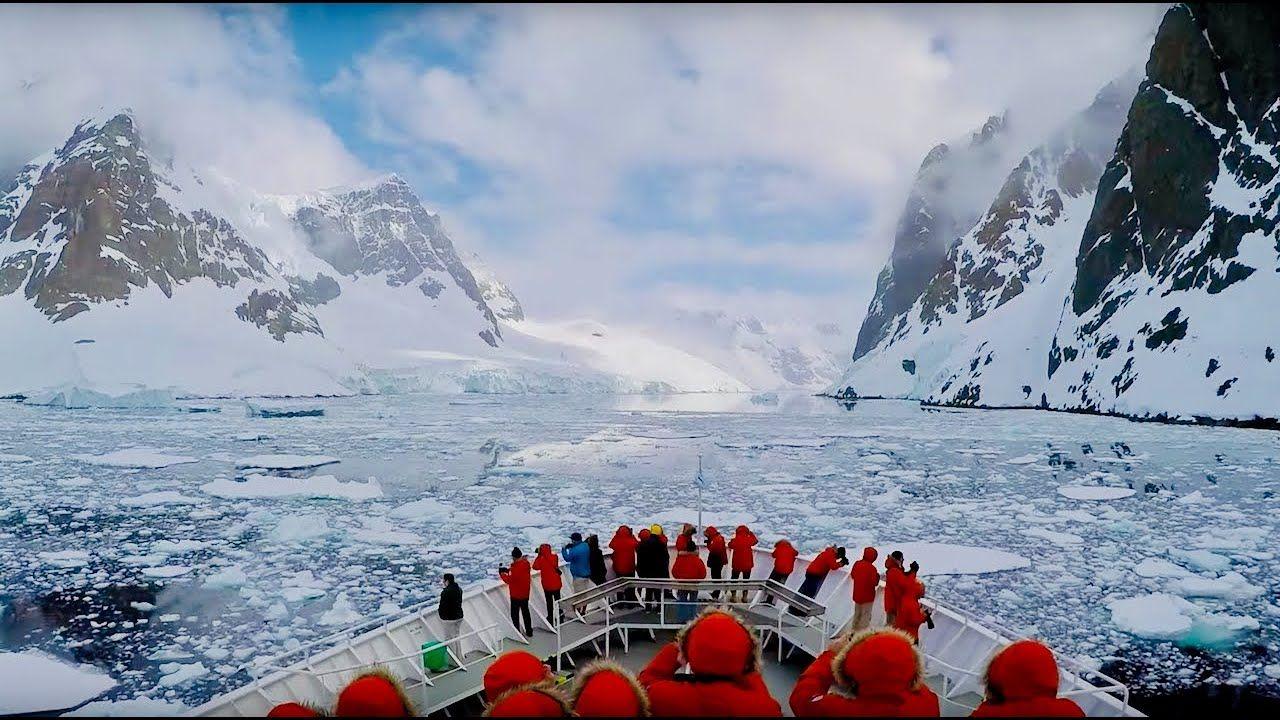 Antarctica National Geographic Explorer Nov 29th 2016
