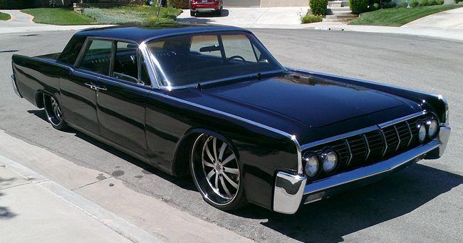 1964 Lincoln Continental Lincoln Continental Classic Cars Lincoln Continental 1963
