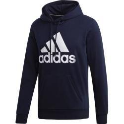 Adidas Herren Must Haves Badge of Sport Hoodie, Größe M in Schwarz adidasadidas