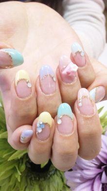 Nails nail art nail design japanese nail art long nails oval nails nail art nail design japanese nail art long nails oval nails french tips rhinestones gemstones acrylic initials letters glitter opal prinsesfo Gallery