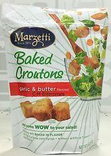 Marzetti Garlic & Butter Baked Croutons Crouton 5 oz