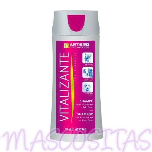 Champú Artero Vitalizante Para Razas Que Requieran Volumen Como Por Ejemplo Caniches Bobtail Kerry Blue Etc O Para Razas Shampoo Personal Care Toothpaste