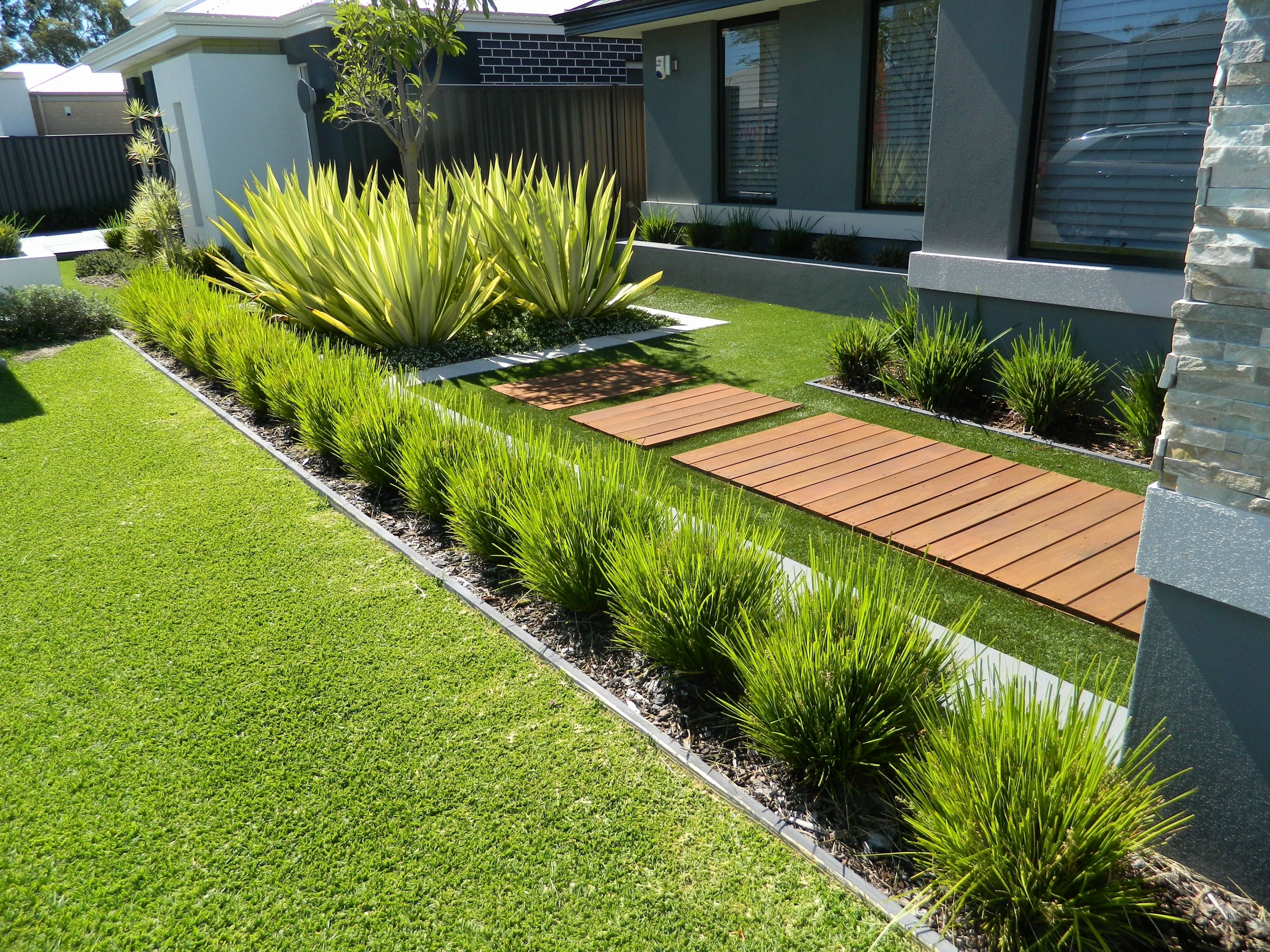 cool simple front yard landscaping ideas large yard on modern front yard landscaping ideas id=48537