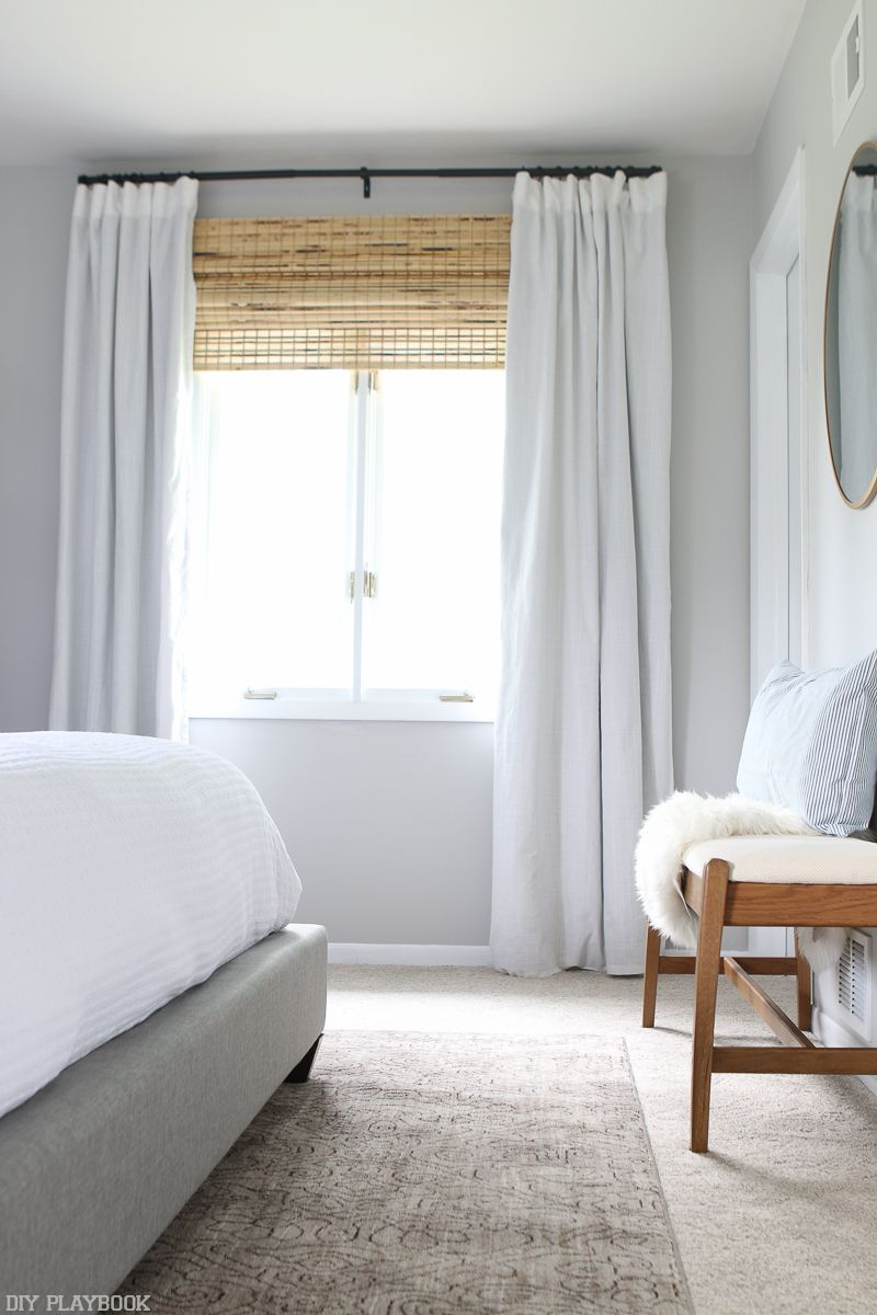 The Right Window Treatments to Make your Window Look Bigger | Easy ...
