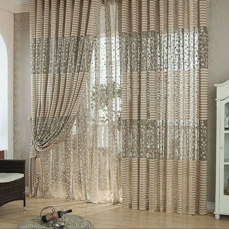 High Quality Modern Luxury Window Curtains For Living Room Etsy In 2020 Drapes Curtains Window Curtains Luxury Window Curtains #scarf #curtains #for #living #room