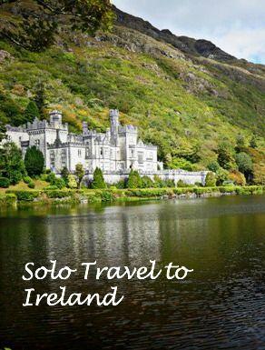 Solo Travel Destination Republic Of Ireland Solo Travel Destinations Solo Travel Ireland Travel