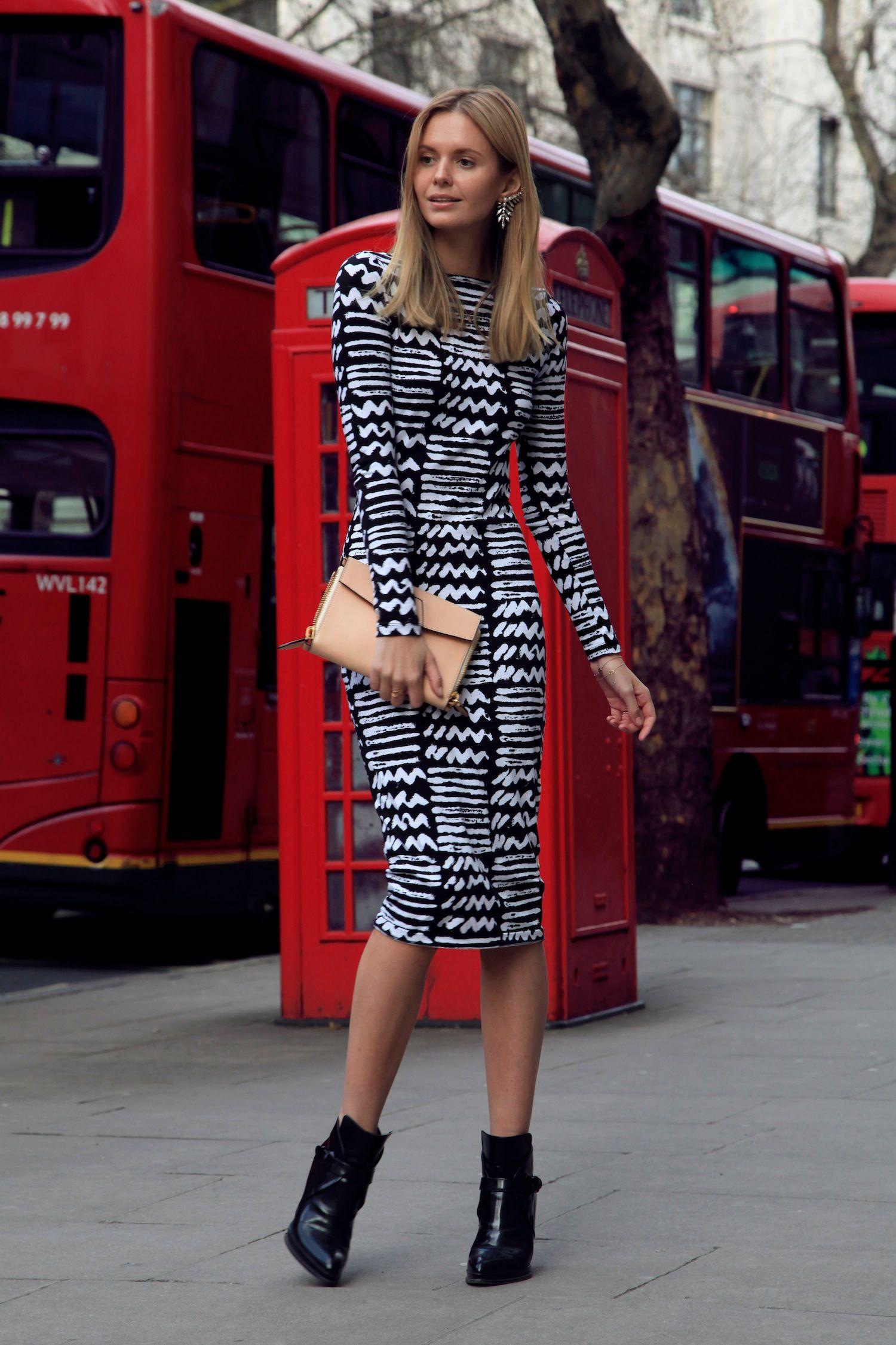 London Town Wearing Asos Dress Backwards J Brand Jacket