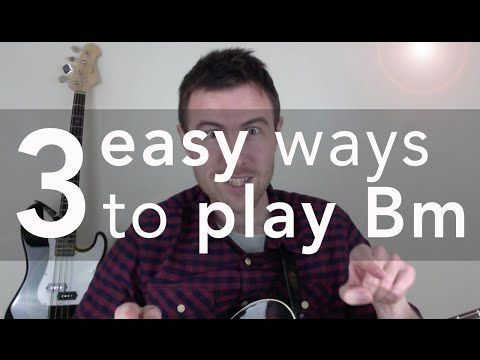 Bm Guitar Chord This Free Guitar Lesson Explains The 3 Best Ways