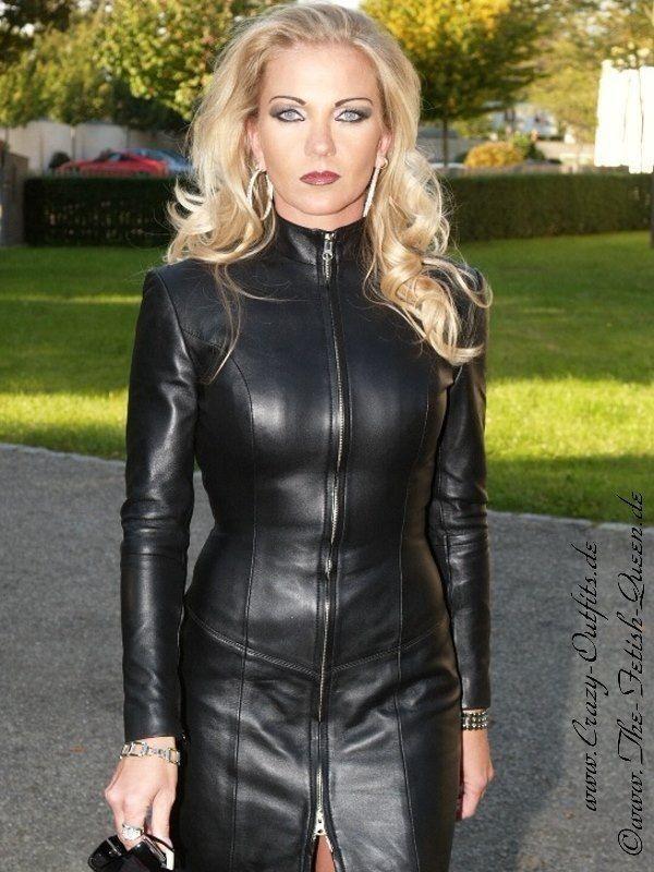 Leather Dress (Heike)   ファッション, レザードレス, ファッションアイデア