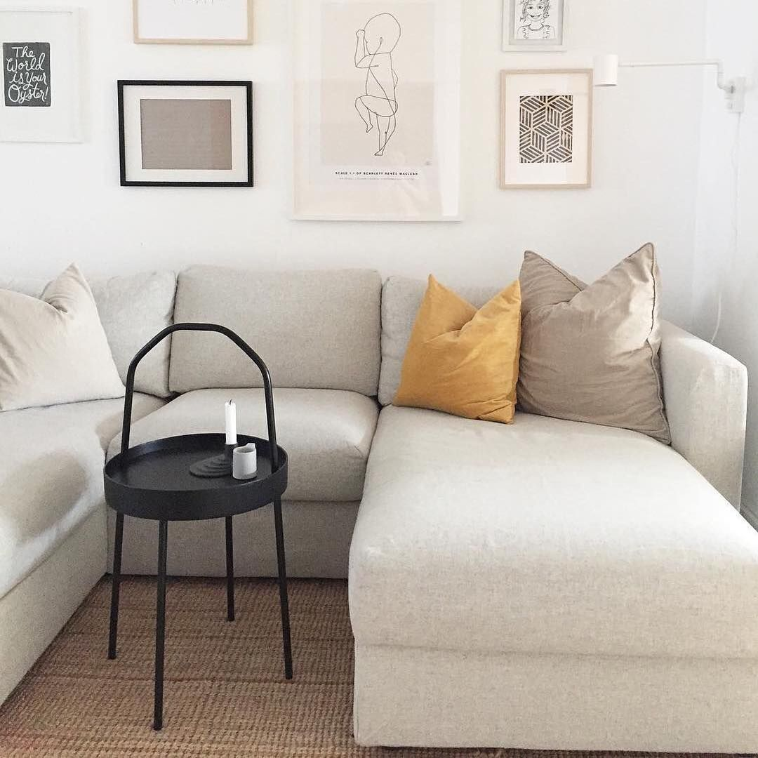 The Vimle Sofa Can Be Configured Any Way You Like Beautiful Fan