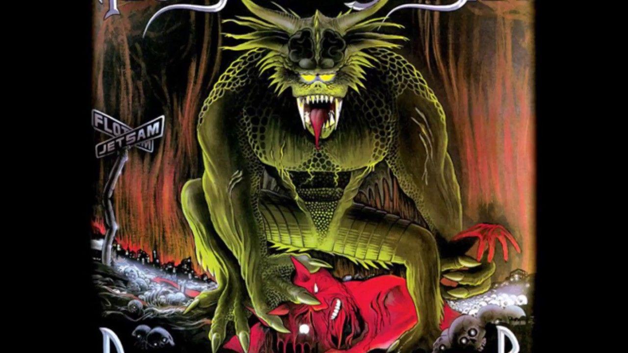 Flotsam and Jetsam -  Doomsday For The Deceiver / 1986 (Full Album)