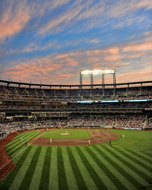 Citi Field Lets Go Mets Baseball Stadiums Parks Baseball Stadium