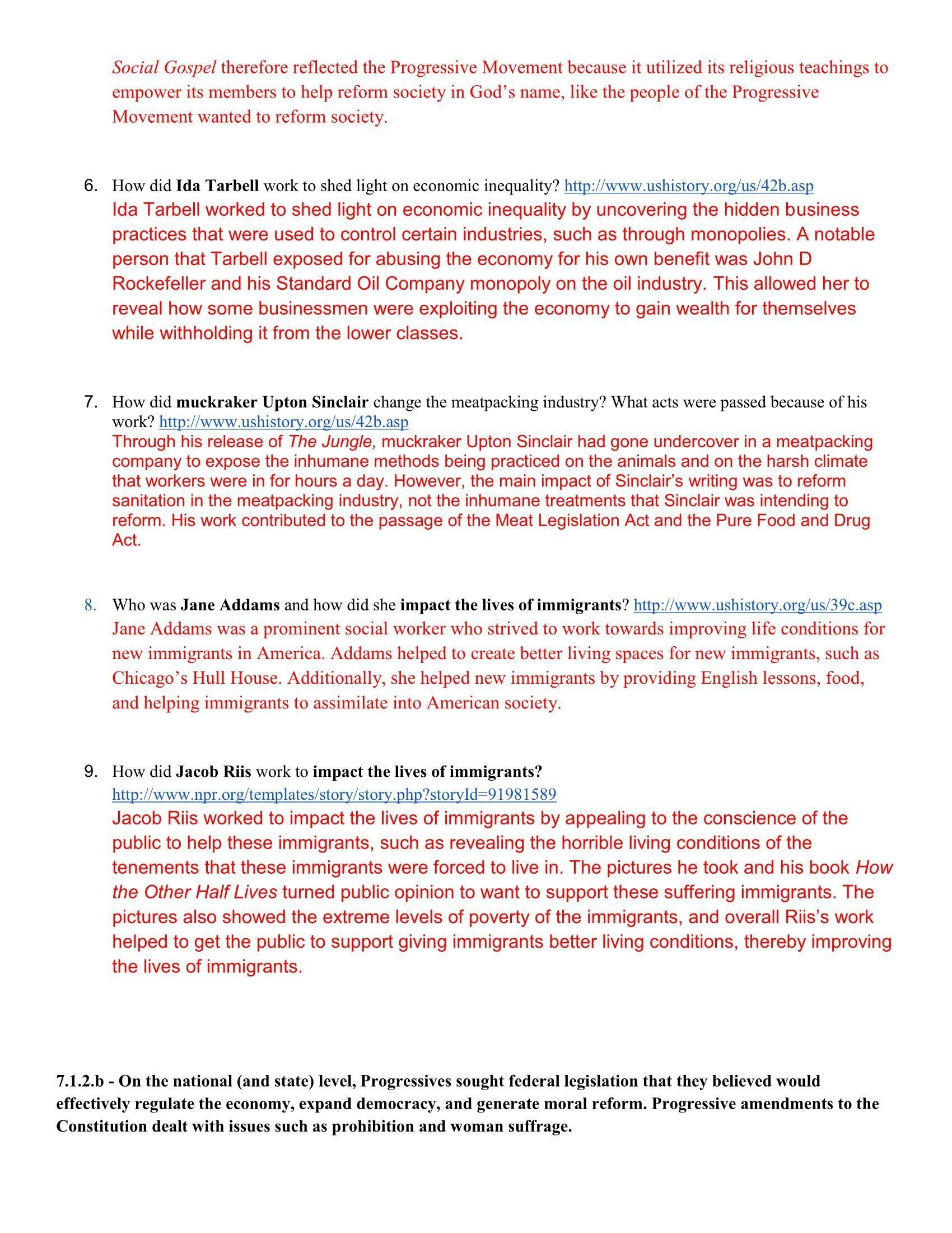 The Progressive Era Worksheet Scavengerhuntrealpdf Pages 1 6 Text Version Reading Comprehension Worksheets Worksheet Template Textbook Scavenger Hunt