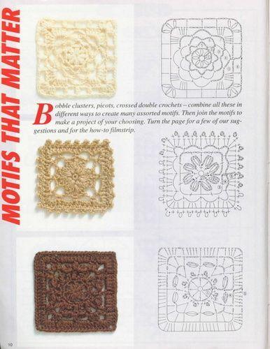 Magic Crochet Nº 85 - claudia - Álbumes web de Picasa