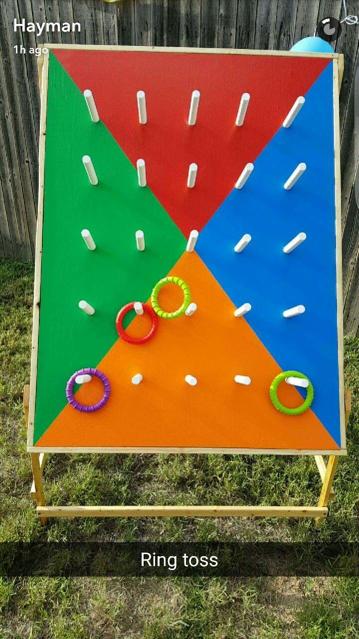 homemade ring toss u2026 pinteres u2026