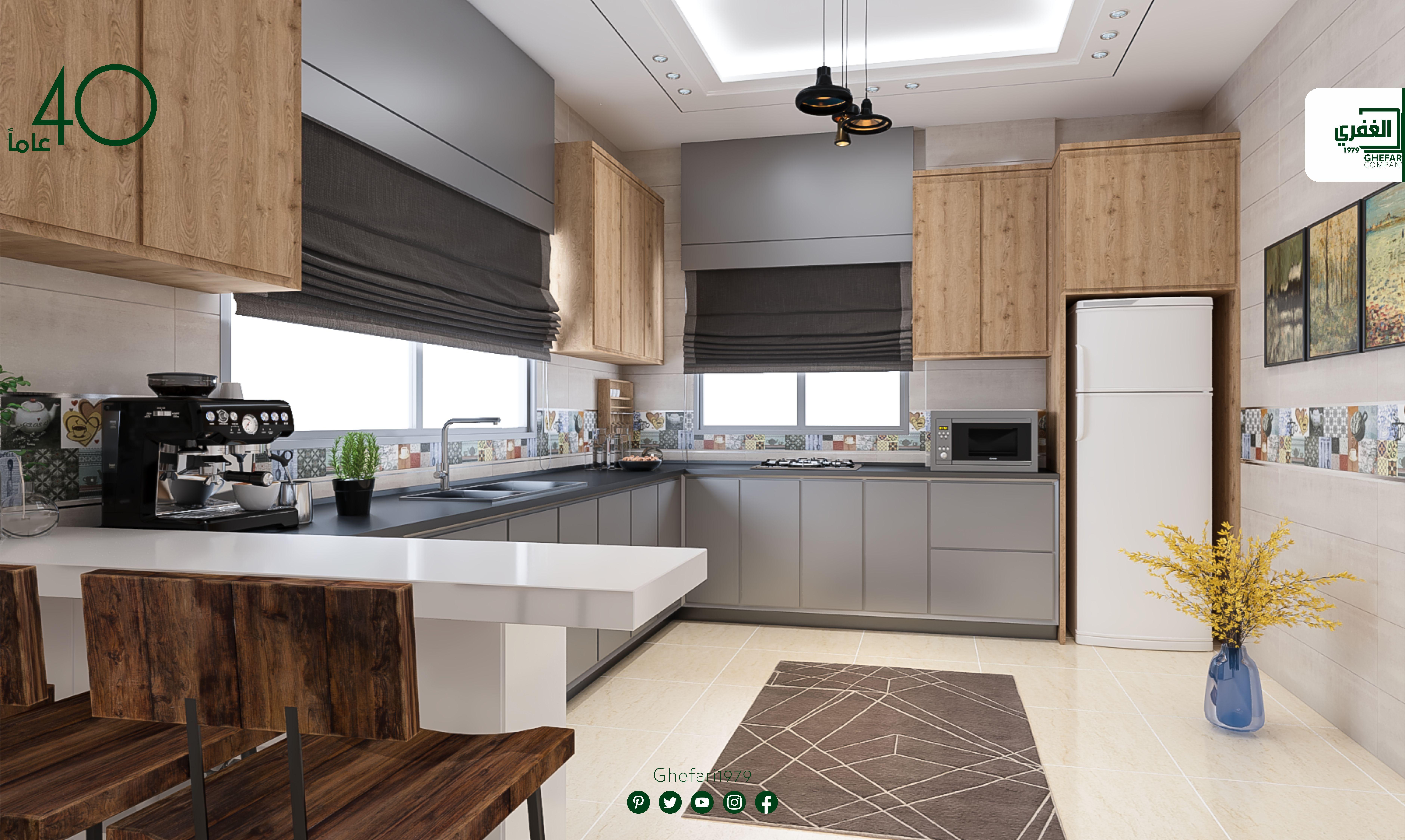 بورسلان كراميكا حوائط حمامات مطبخ اسباني الصنع للمزيد زورونا على موقع الشركة Www Ghefari Com واتس اب 00972599417956 ال Kitchen Home Decor Kitchen Cabinets