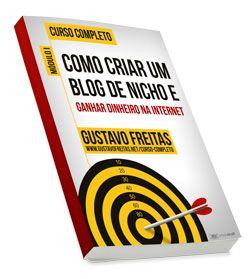 Curso: como criar um blog de nicho e ganhar dinheiro na internet   Ganhar Dinheiro na Internet