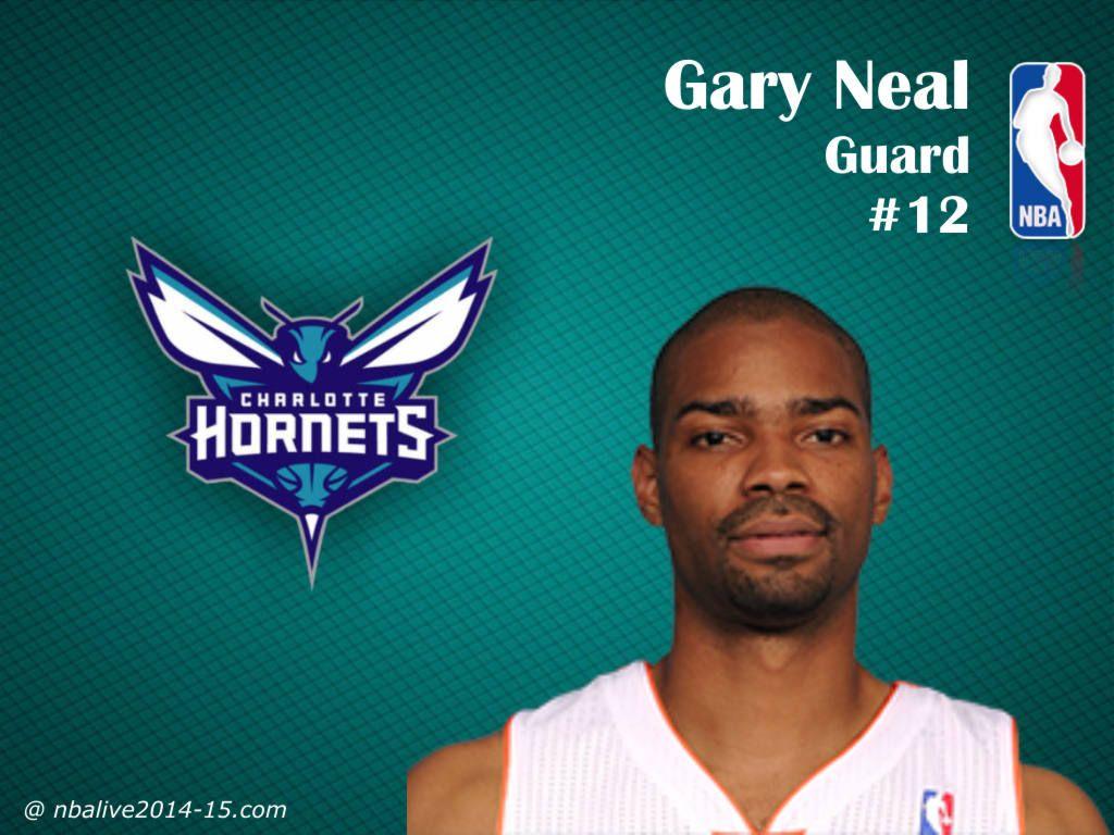 Gary Neal - Charlotte Hornets - 2014-15 Player