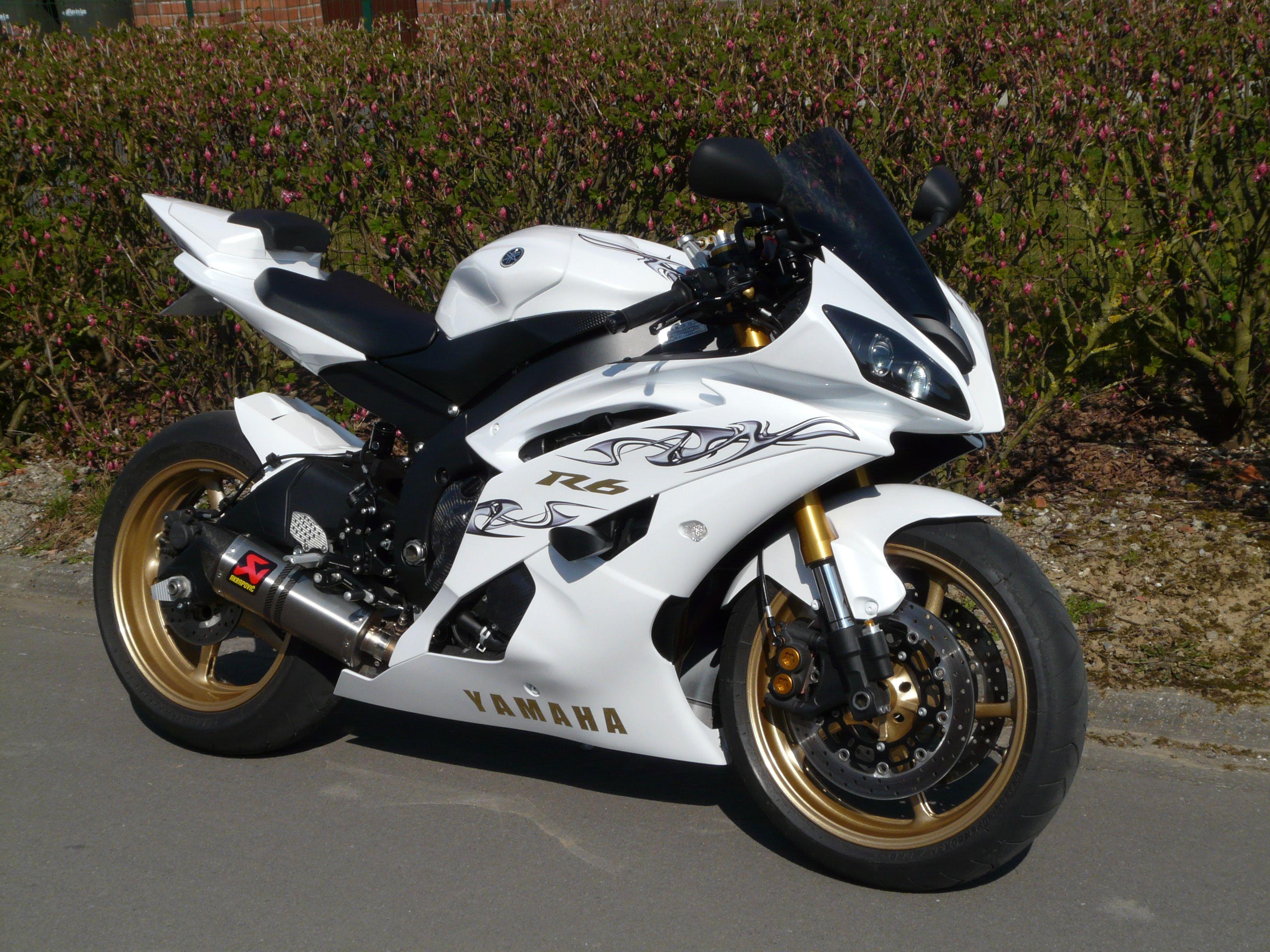 yamaha r6 white dreams yamaha r6 racing and bikes yamaha r6 white