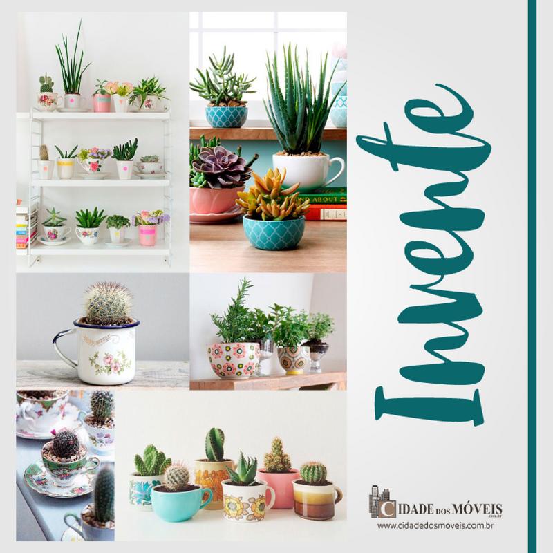 Tá na hora de dar uma casa nova praquela plantinha que ainda está naquele vaso padrão né?! Vem que a gente te ensina a fazer um usando o que você já tem em casa!
