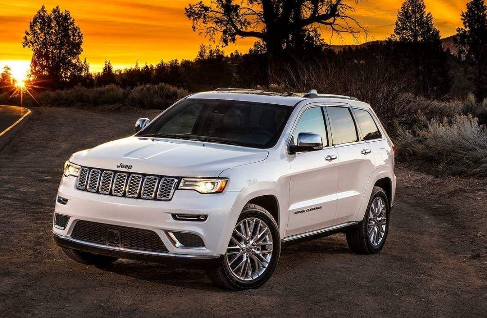 2018 Jeep Grand Cherokee Release Date Price Review Trailhawk