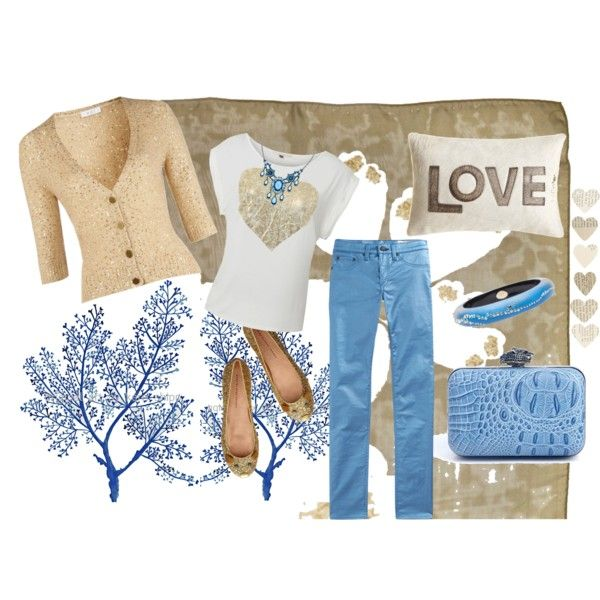 """""""Enough Love to go Around"""" by jodilambdin on Polyvore"""