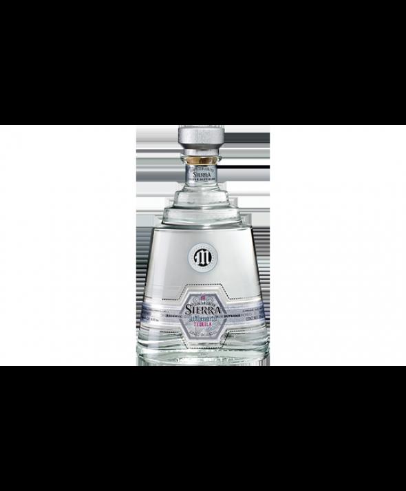 SIERRA MILENARIO TEQUILA BLANCO 0,7 Liter