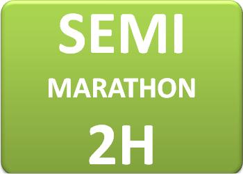 Plan D Entrainement Semi Marathon En 2h Plan Entrainement Semi Marathon Marathon