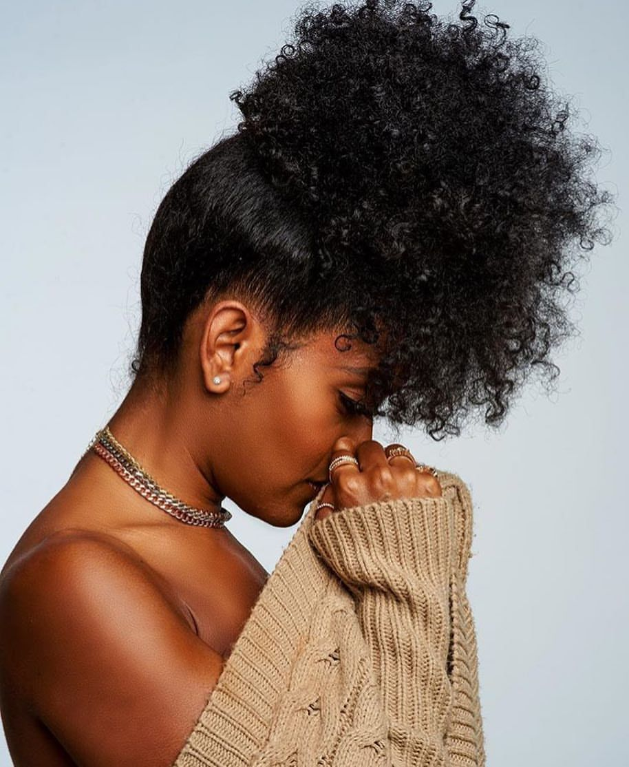 14+ Haircuts for kinky curly hair trends