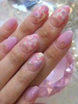22 trendy ideas nails almond shape valentines nails