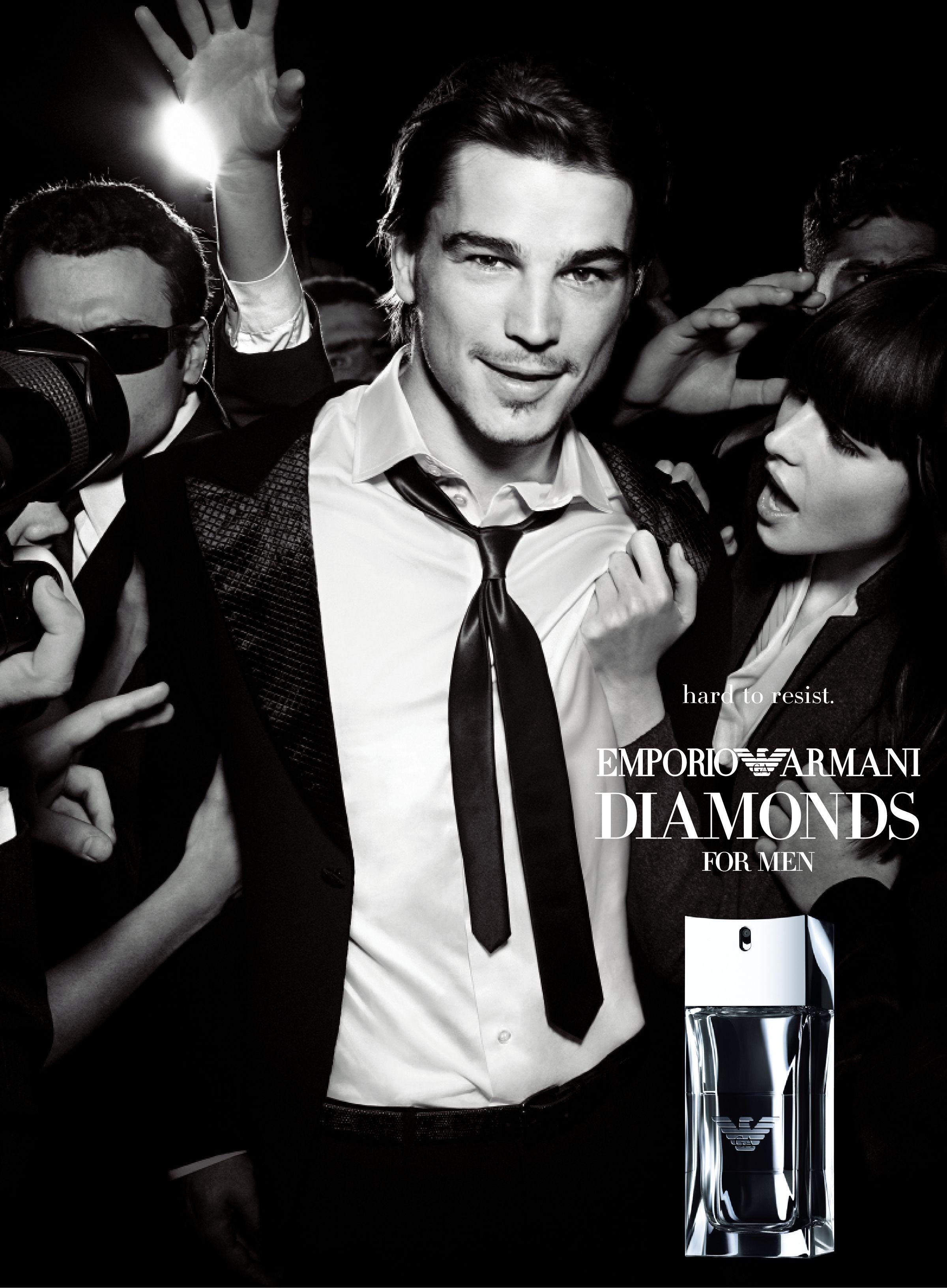 Giorgio Armani Perfume Ads Coming soon: emporio armani diamonds for men popsugar beauty