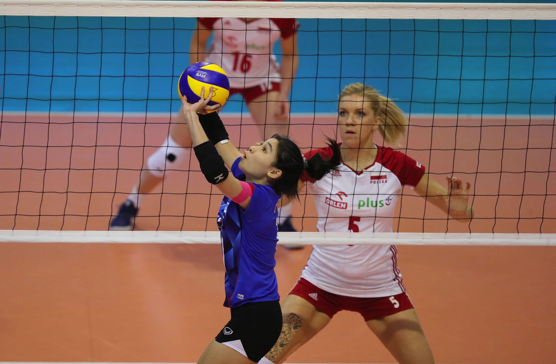 World Volleyball Is Under Construction Volleyball Korat Bangkok
