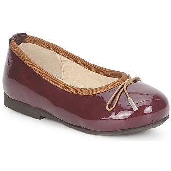 Zapatos granate Little Mary infantiles PuGNpnATR4