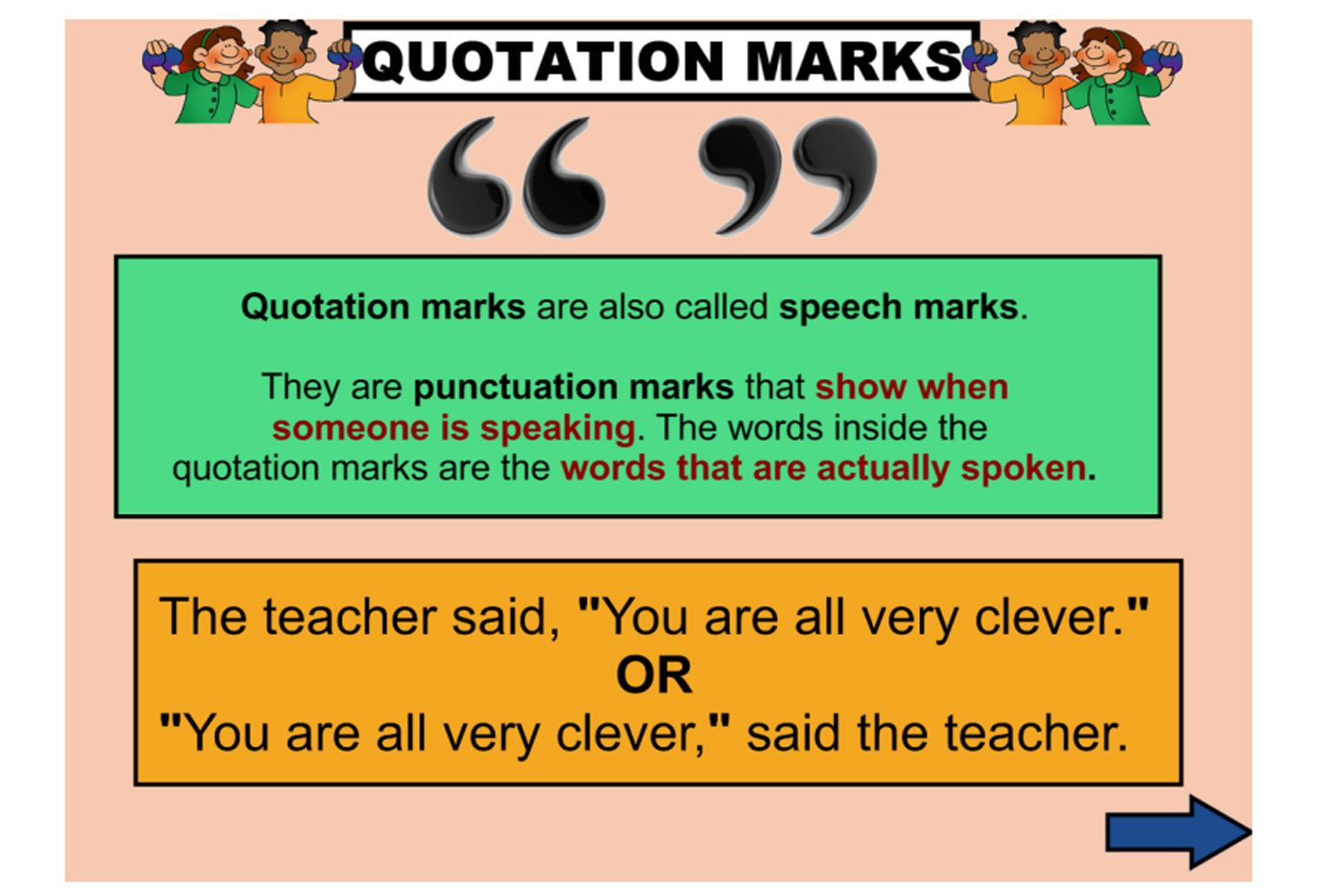 Learning How To Use Quotation Marks Correctly Can Be