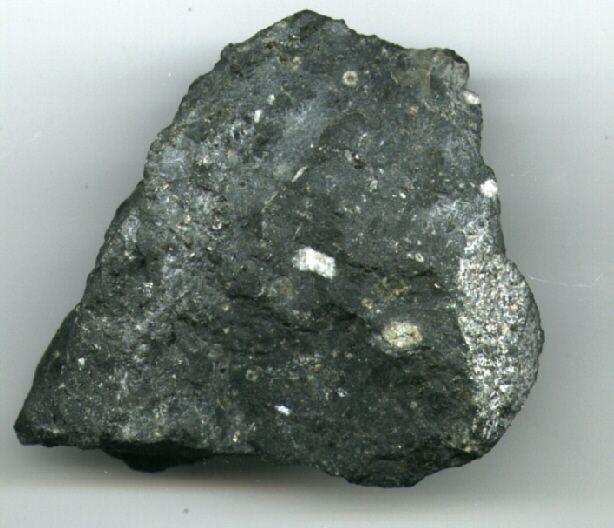 Igneous Diamond: Natural Black Diamond