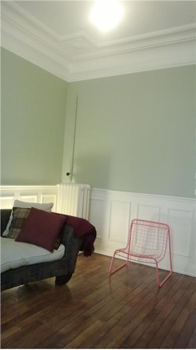 vert de terre farrow ball fanny projet maison pinterest farrow ball de terre et terre. Black Bedroom Furniture Sets. Home Design Ideas