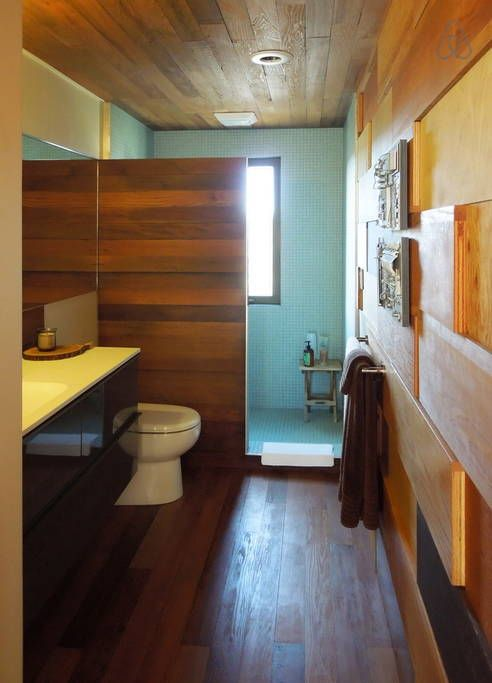 Check out this awesome listing on Airbnb: Shipping Container Home - Houses for Rent in Livingston
