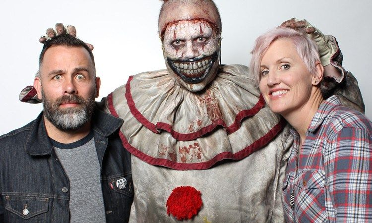 Emmy Award Winning SPFX artist behind FX's 'American Horror Story', Eryn Krueger Mekash