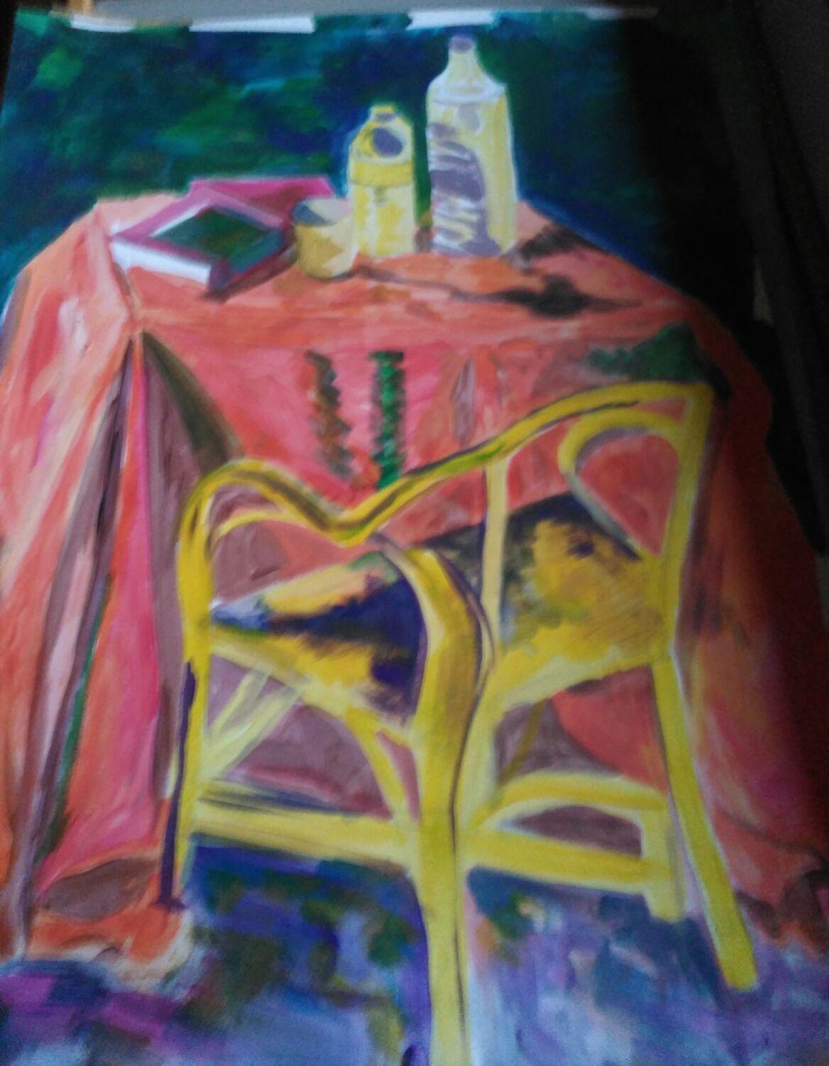 Pin de Ana en Pintura I