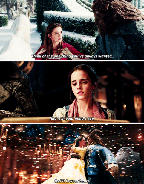 From Beauty And The Beast New Trailer Emma Watson Entertainment
