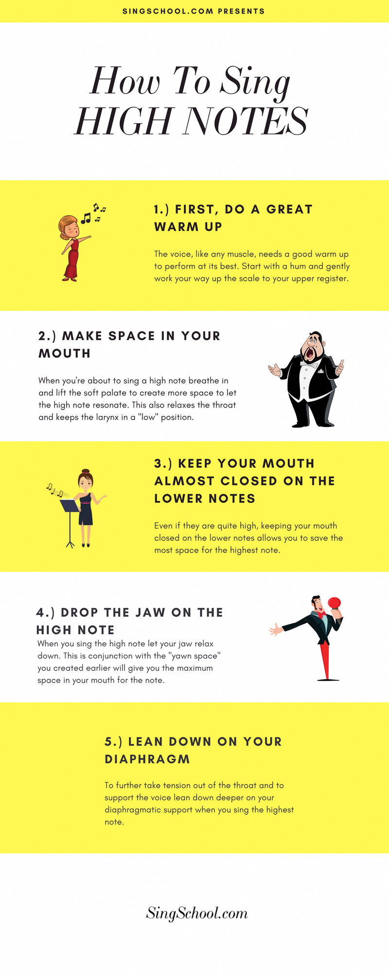 How To Sing High Notes Sing High Notes With Ease Voice Training Singing Singingtips Technique Voice Learntosi Singing Tips Learn Singing Singing Lessons