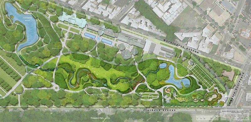 芝加哥玛吉戴利城市公园景观设计 Landscape Design Plan Landscape Design Plans Landscape Plane Landscape Plans