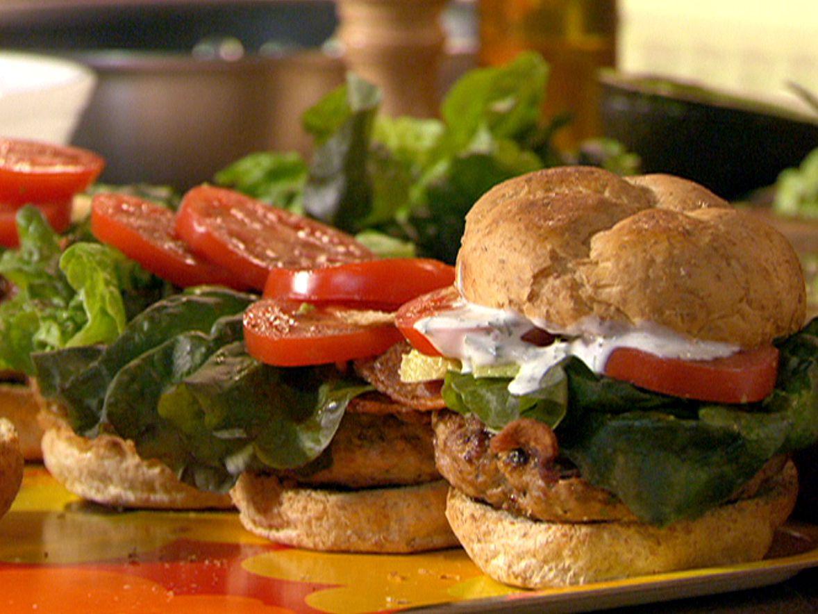 Open wide tur chicken club burgers receta tur chicken club burgers forumfinder Images
