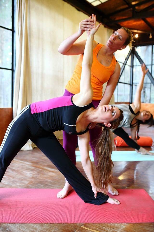 Purna Yoga en Midori con Fran Middleton