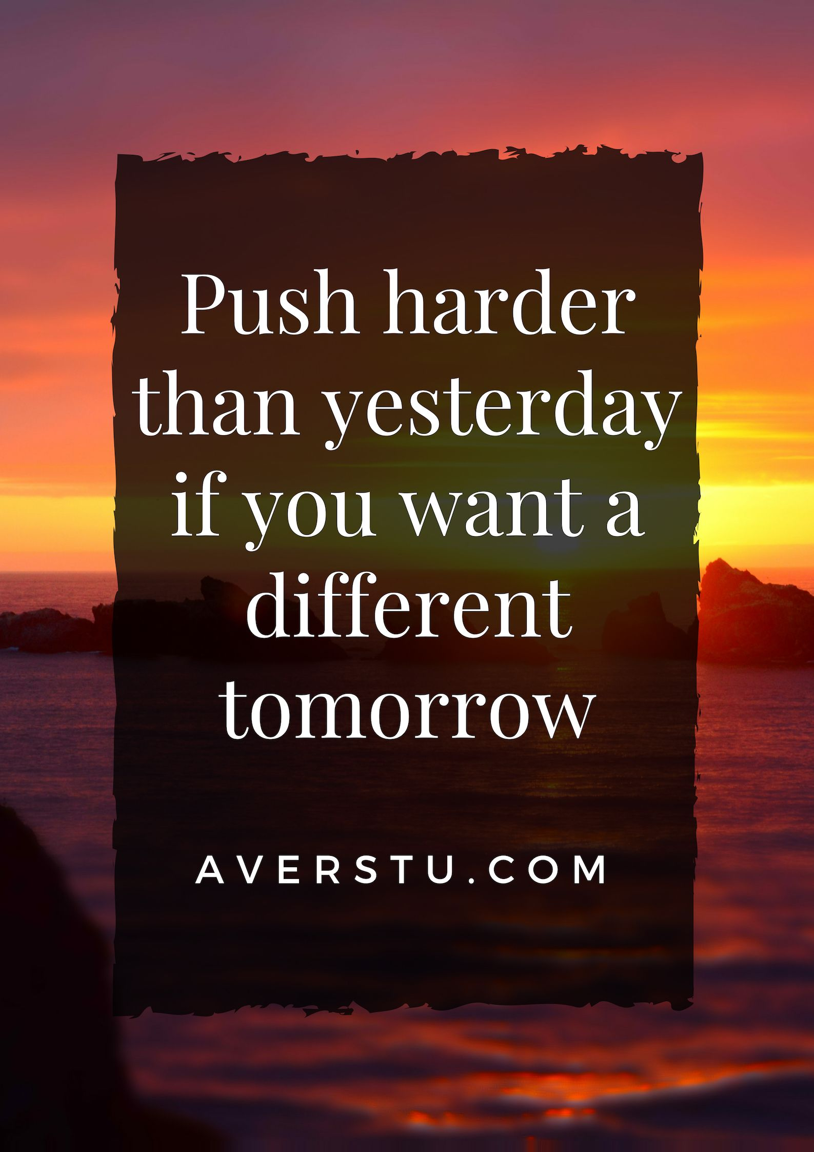 Today Tomorrow 25 Fearless Motivational Quotes That Will Move You Quotes And Sayings By Aver Opportunity Quotes Great Day Quotes Chance Quotes