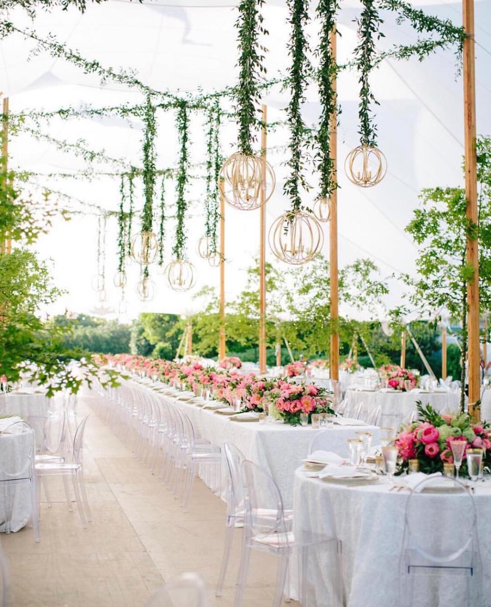 75+ Unique Spring Wedding Decor Ideas For The Lucky Couple