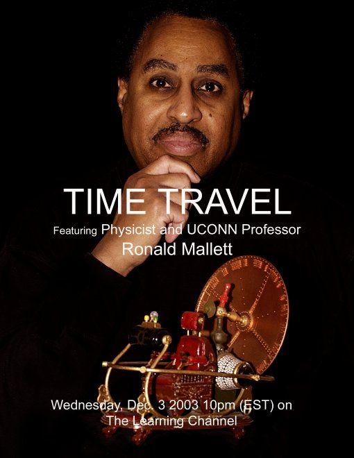 Dr. Ronald Mallet - Time Travel | Time travel, Learning channel, Past life  regression