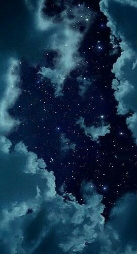 Ze Go Zmienilam Cloud Wallpaper Night Sky Wallpaper Dark