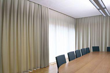 Karniesen Objektausstattung Vorhangschienen Vorhangzubehor Blendschutz Hotelausstattung Vorhangschiene Hotelausstattung Vorhang Zubehor